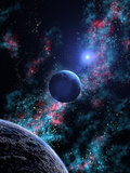 White Dwarf Planets Papier Photo par Julian Baum