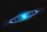 Vega Star with Rings