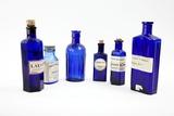 Antique Pharmacy Bottles