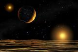 70 Ophiuchi Planet
