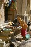 Washing  India