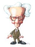 B F Skinner  Caricature
