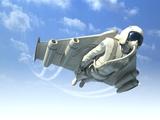 Jetman  Artwork