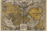 Oronce Fine's World Map  1531