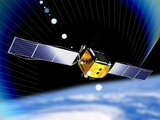 Communications Satellite  Artwork