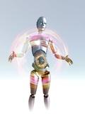 Humanoid Robot  Artwork