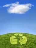 Environmental Recycling  Conceptual Image