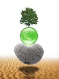 Global Environment  Conceptual Artwork