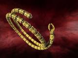 Surgical Snake Robot  Conceptual Artwork