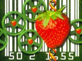 Conceptual Image of Genetically-engineered Fruit