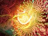 Quantum Mechanics  Conceptual Artwork