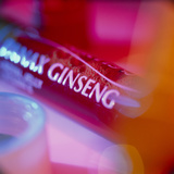 View of a Liquid Ginseng Preparation