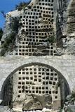 Medieval Rock-cut Pigeon House  France