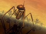 Swarm of Nanorobots
