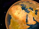 Africa And Western Eurasia