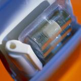 Nicotine Inhaler And Nicotine-filled Cartridges