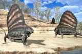 Dimetrodons  Artwork