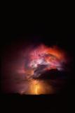 Summer Lightning Storm Near Tucson  Arizona