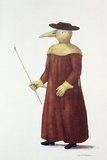 Plague Doctor  18th Century