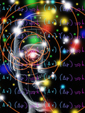 Particle Tracks  Equations And Head