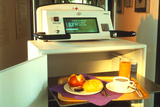 The Helpmate  a Robot Which Serves Hospital Food