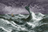 Waterspout  Historical Artwork