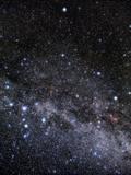 Cassiopeia And Cepheus Constellations