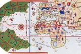 Mappa Mundi by La Cosa In 1500