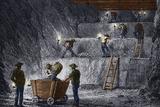 19th-century Step Mining  Prussia