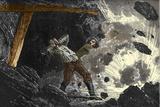 Coal Mine Explosion  19th Century