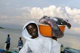 Fisherman  Lake Victoria  Kenya