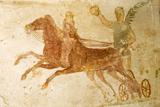 Roman Fresco  Ostia Antica