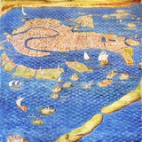 16th Century Map of Venice