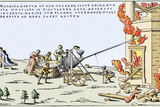 Early Firefighting Equipment  1569