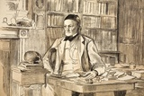 1883 Richard Owen's Study Ex BMNH