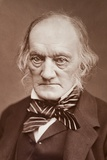 1878 Sir Richard Owen Photograph Portrait
