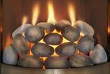 Domestic Gas Fire
