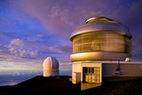 Gemini North Telescope  Hawaii