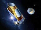 Kepler Mission Space Telescope  Artwork