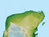 Chicxulub Impact Crater  Yucatan  Mexico