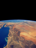 Red Sea From Space