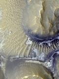 Noctis Labyrinthus  Mars