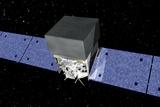 Fermi Gamma-ray Space Telescope  Artwork