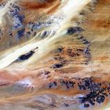 Sahara Desert  Chad