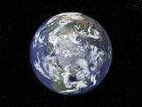 The Arctic  Satellite Image