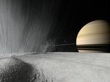Enceladus  Artwork