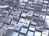Rare Earth Metals  Conceptual Image