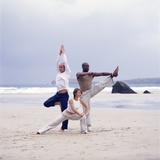 Capoeira And Yoga