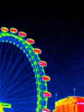 London Eye  Thermogram
