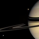 Saturn  Cassini Image